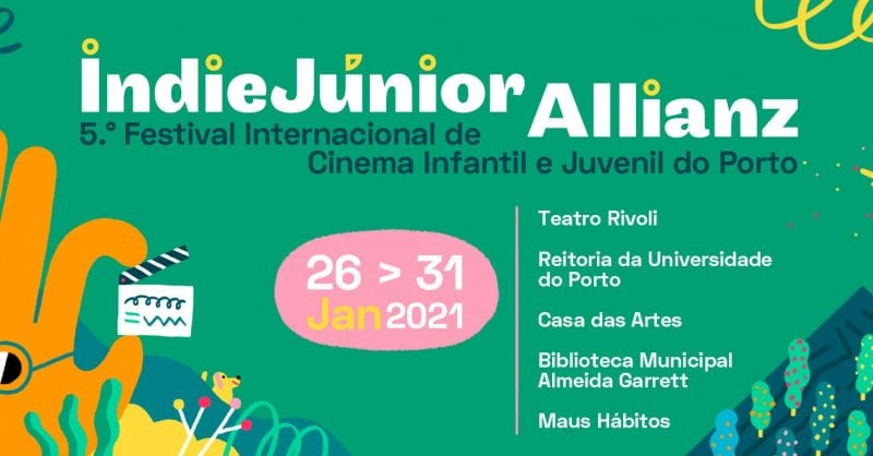 IndieJúnior Allianz Porto para Escolas 2021