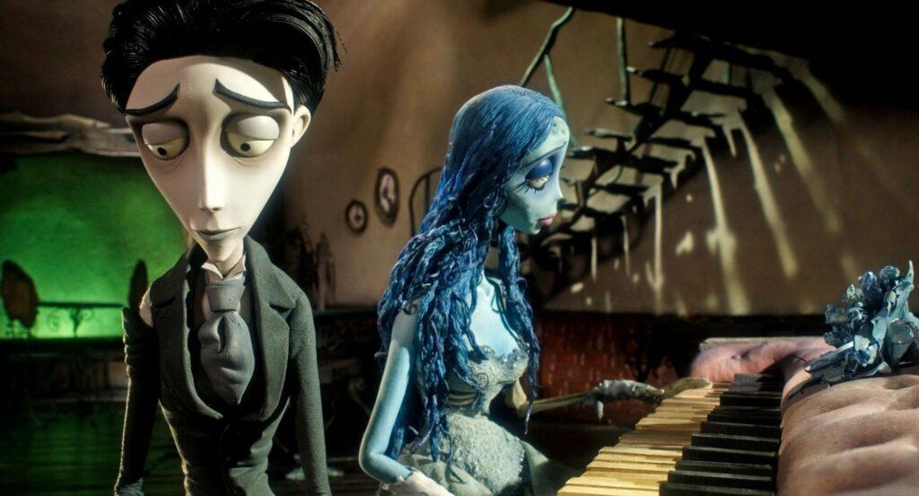 O Mundo Animado de Tim Burton
