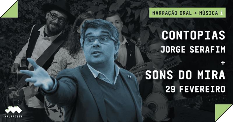 Ciclo Alentejo: Contopias + Sons do Mira
