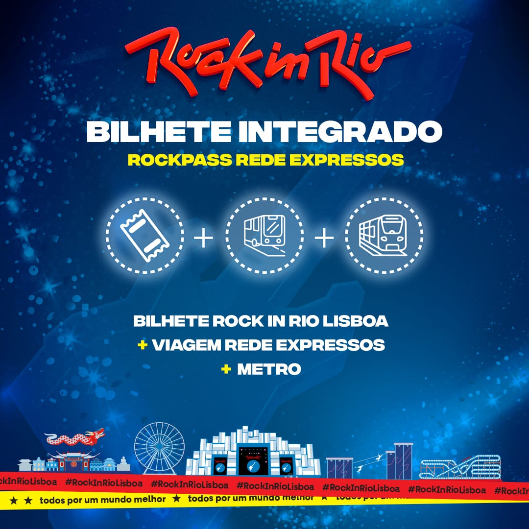 Rockpass rede expresso