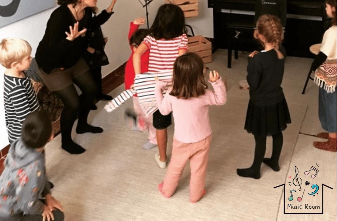 Actividade de fim-de-semana – Introdução à Música na Music Room