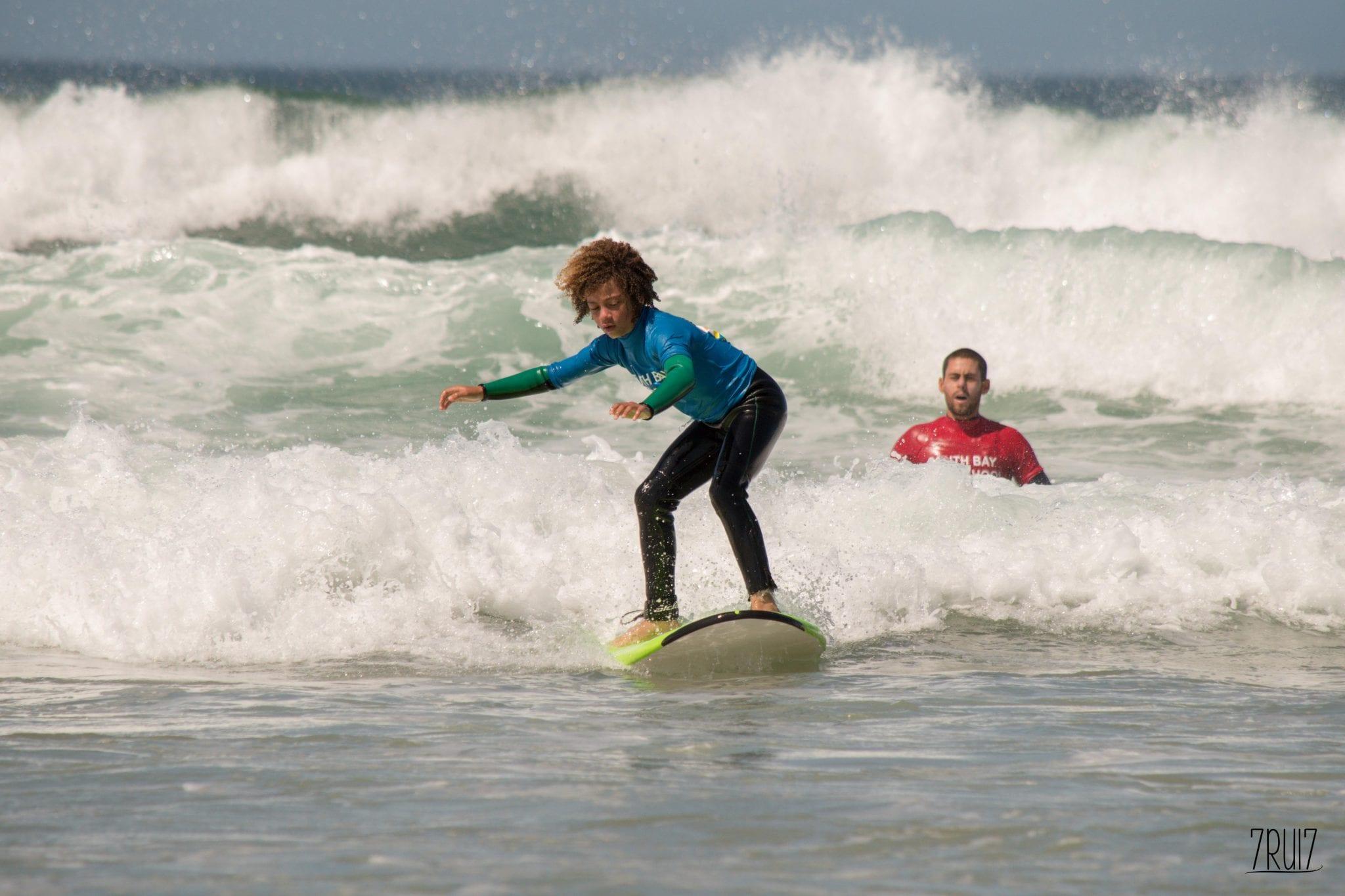 Férias South Bay Surf School