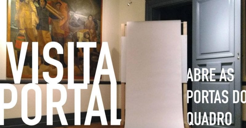 Visita-Portal – Abre as portas do quadro