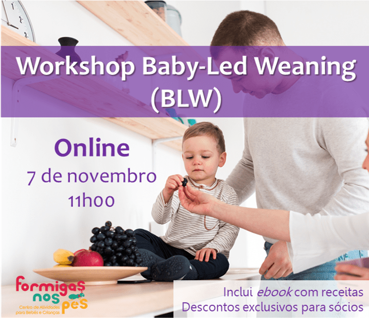 Workshop Baby Led Weaning
