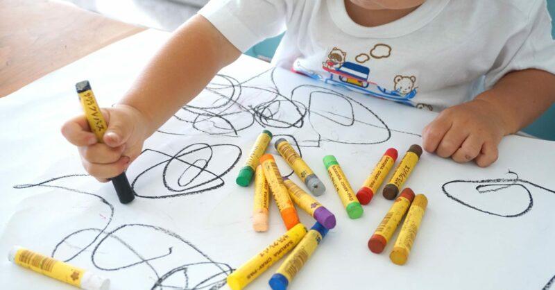 artes crianças