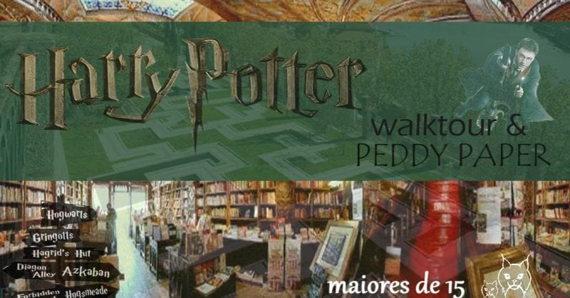 Porto com a Magia de Harry Potter