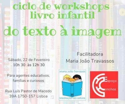 Workshop do texto à imagem