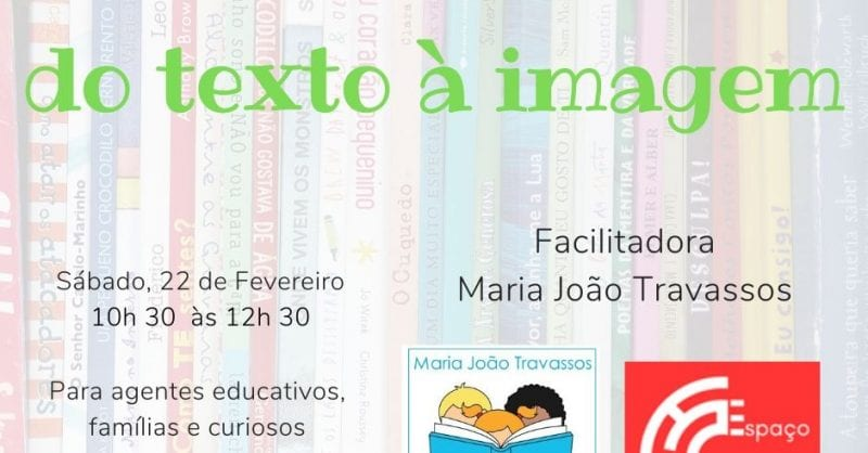 Workshop – Do texto à imagem!