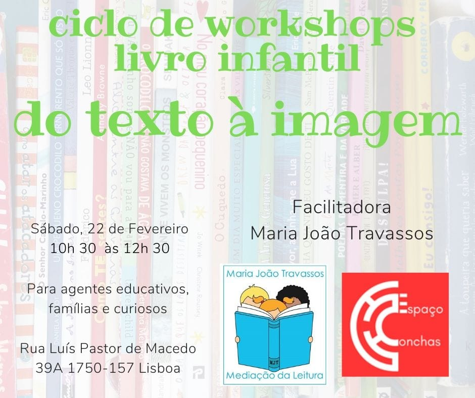 Workshop do texto à imagem