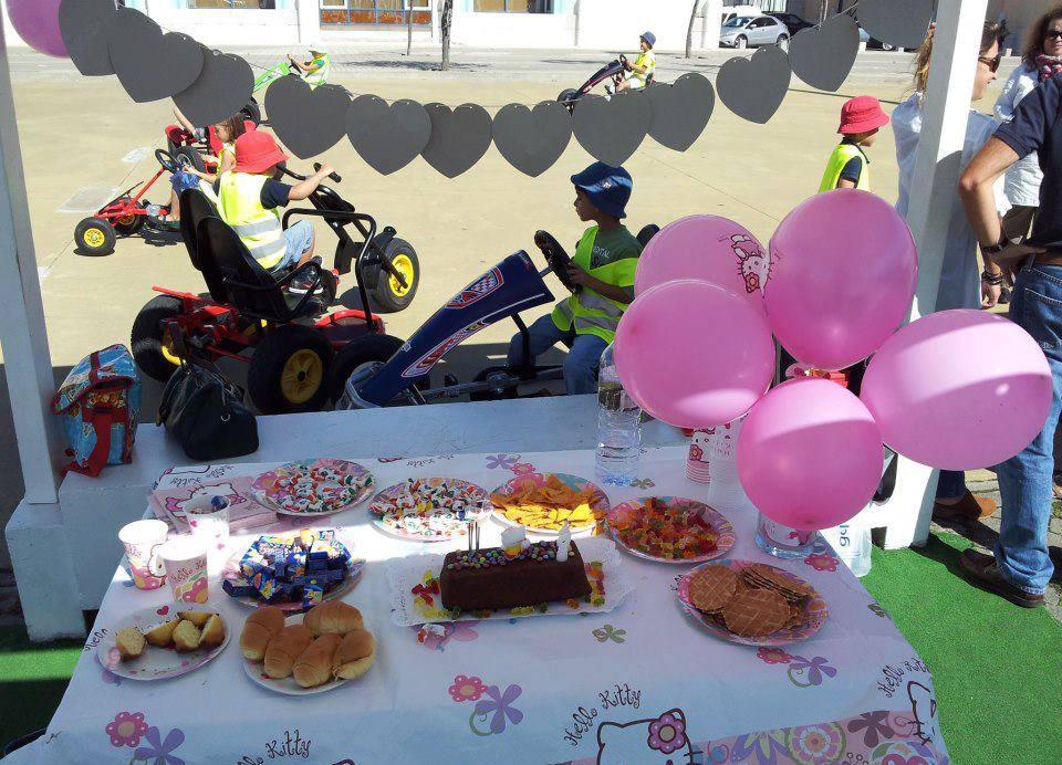 festas de aniversário no fun track