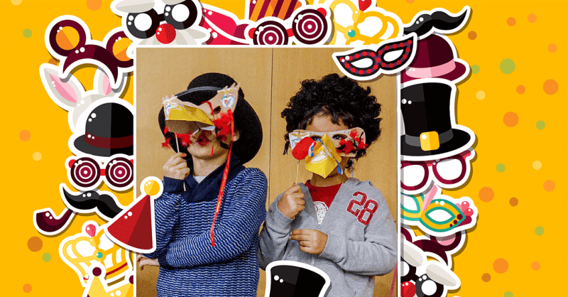Oficina Criativa de Carnaval: Craques do Disfarce
