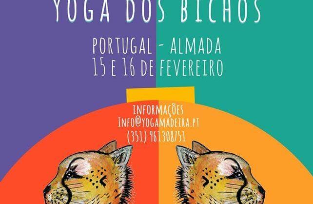 Formação Intensiva de Yoga dos Bichos em Portugal