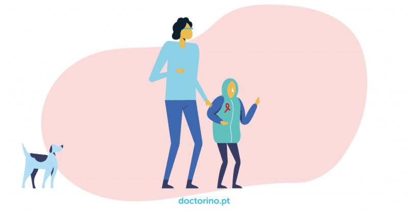 Quais são os tipos de cancros mais comuns na infância?