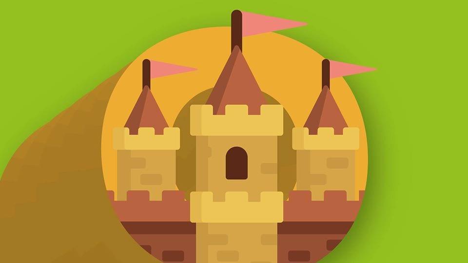 Há realeza à solta no Castelo