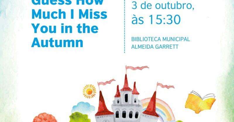 Contos Infantis em Inglês nas Bibliotecas do Porto
