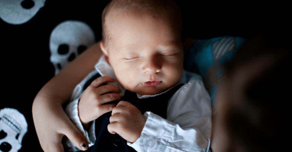 deixem o bebé dormir