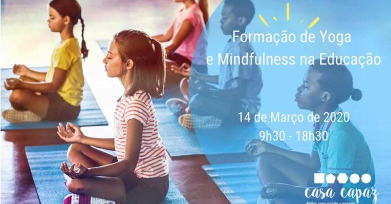 Formação de Yoga e Mindfulness na Educação