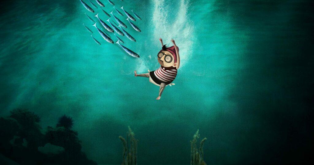 Jonas e o Mar filme