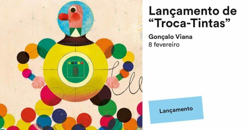 Lançamento Orfeu Mini   Troca-Tintas
