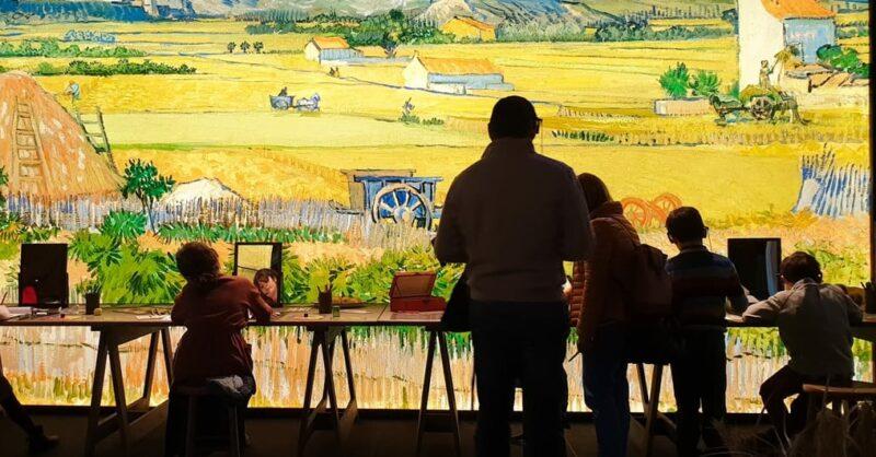 Reabertura: Meet Vincent Van Gogh em Lisboa!