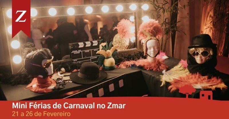 Mini-Férias de Carnaval no Zmar