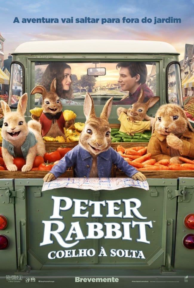Petter Rabbit 2 Coelho à solta