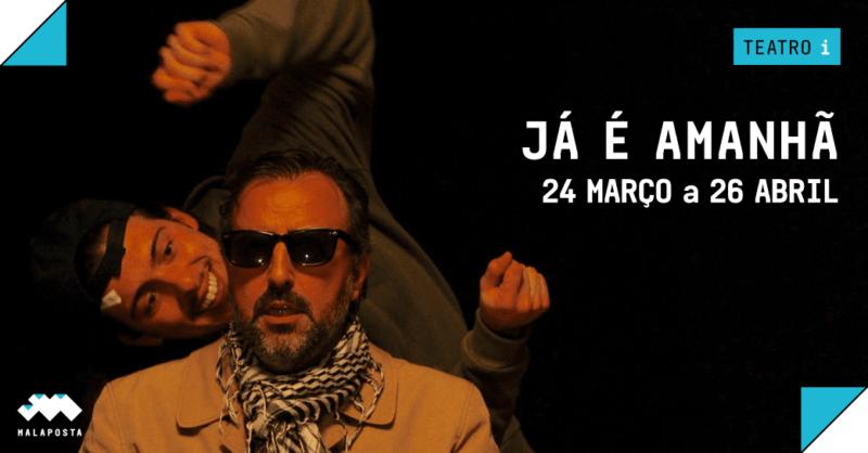 CANCELADO | Teatro para a Infância: Já é amanhã!