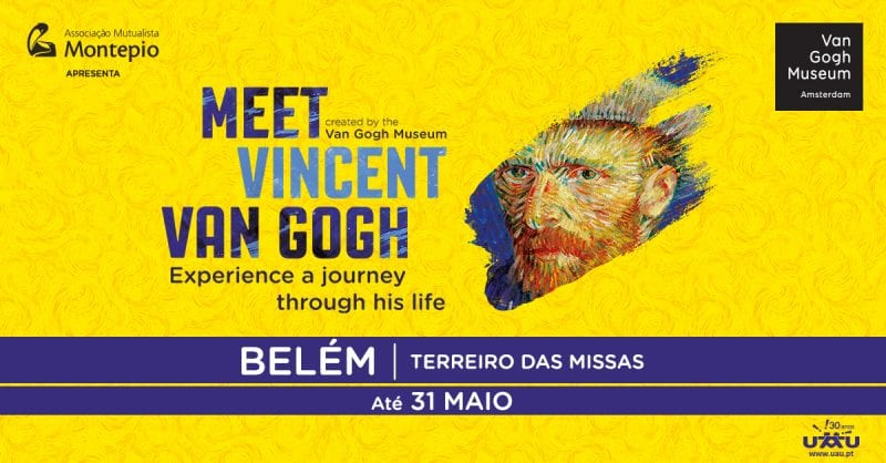 Meet Vicent Van Gogh Lisboa