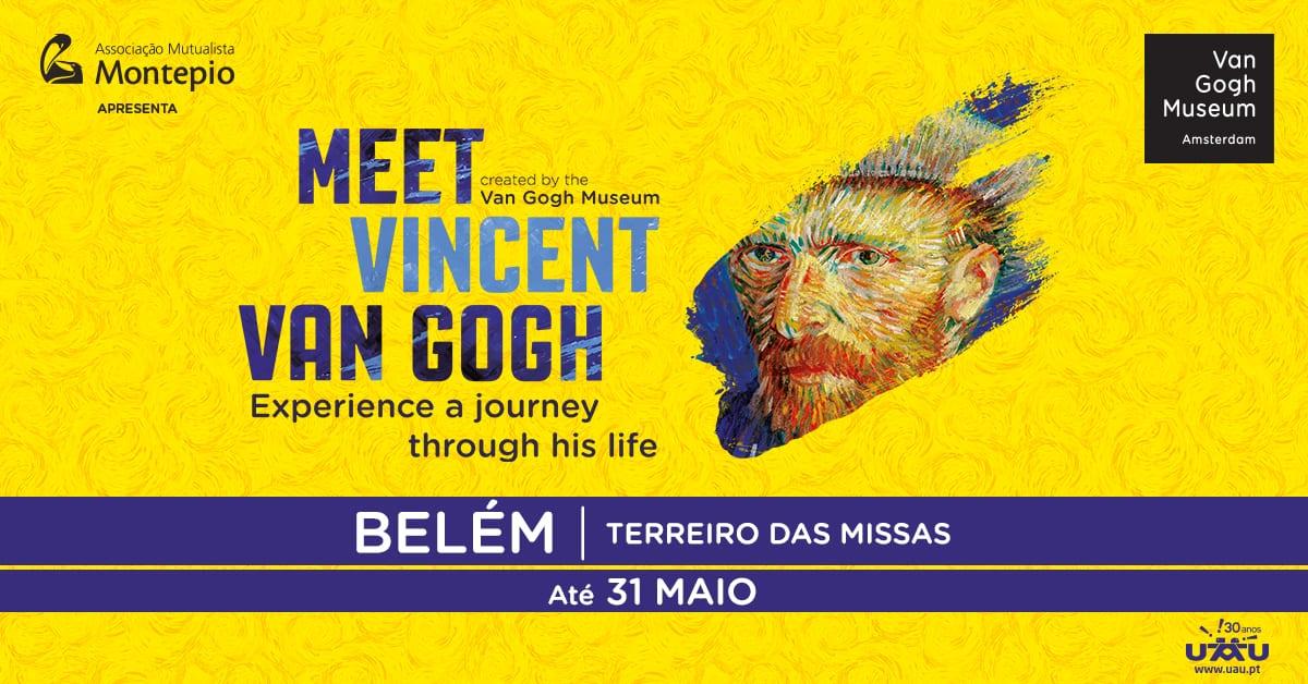 Meet Vicent Van Gogh Lisboa