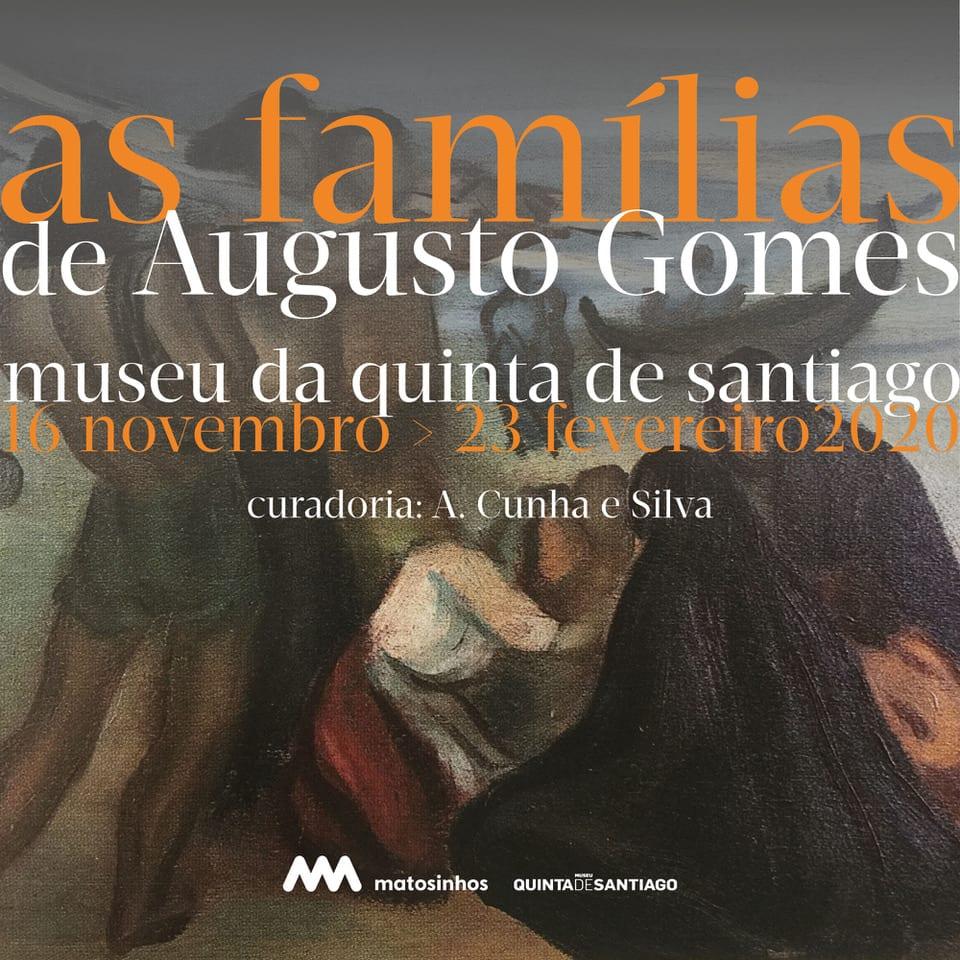 """As Famílias de Augusto Gomes"""