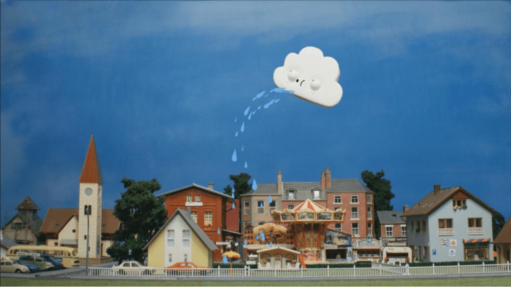 a nuvem fofinha