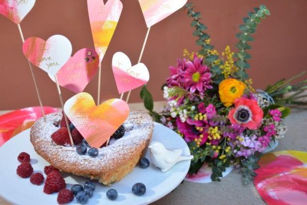 Bolo de framboesa para o Dia dos Namorados (e sempre!)