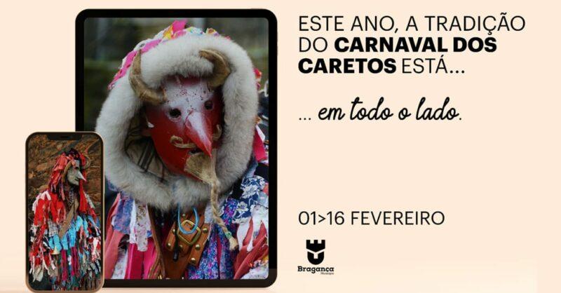 Carnaval dos Caretos em Bragança: celebrar de forma muito tradicional!