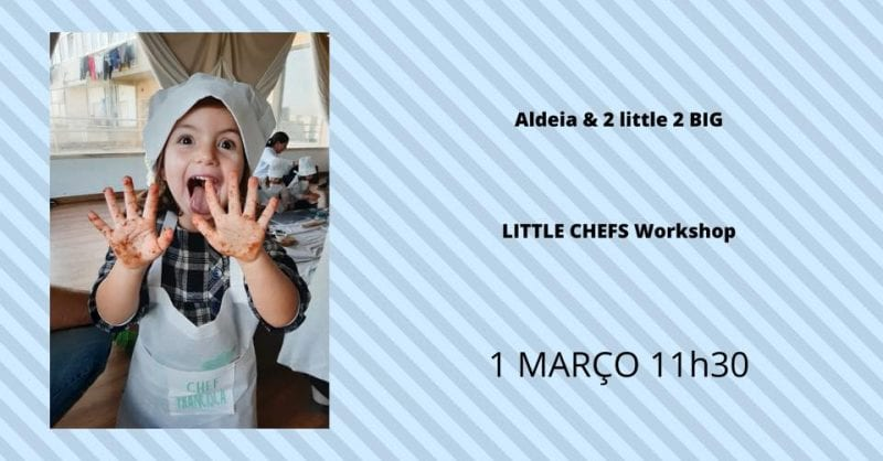 Workshop Little Chefs