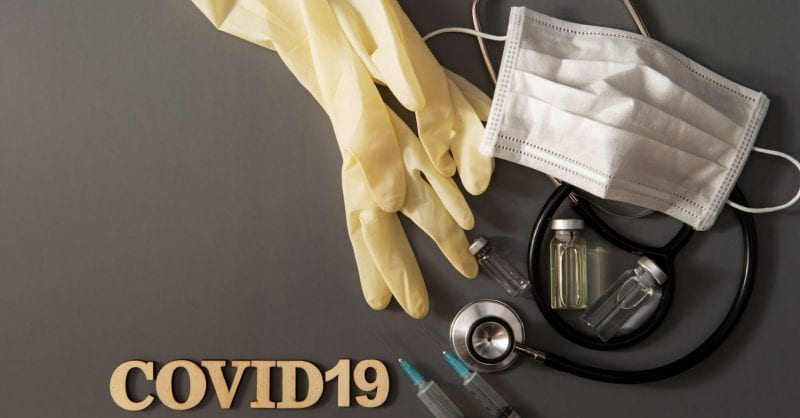 Sabem que os sintomas do coronavírus são idênticos aos de uma gripe?