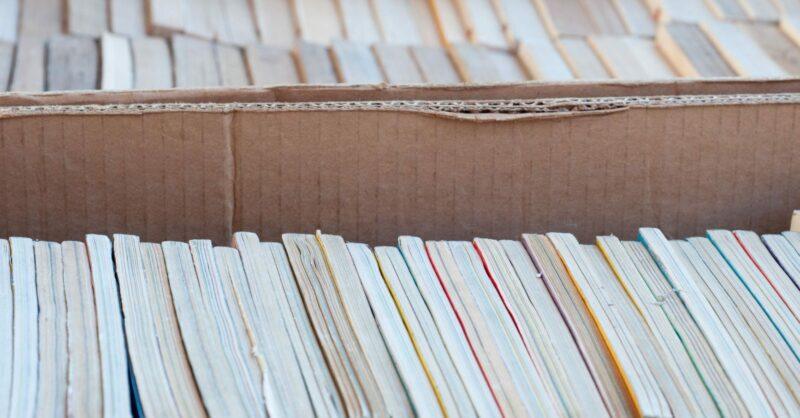 Doar livros: saibam onde – e porque devem fazê-lo!