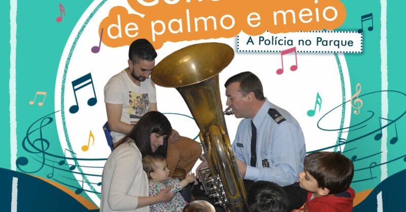 Concerto de Palmo e Meio da PSP