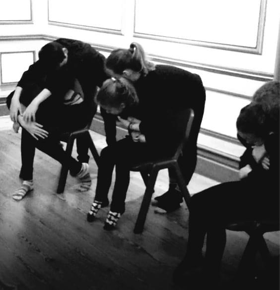 Criança traz adulto – Domingo de Família – Ecos do Movimento
