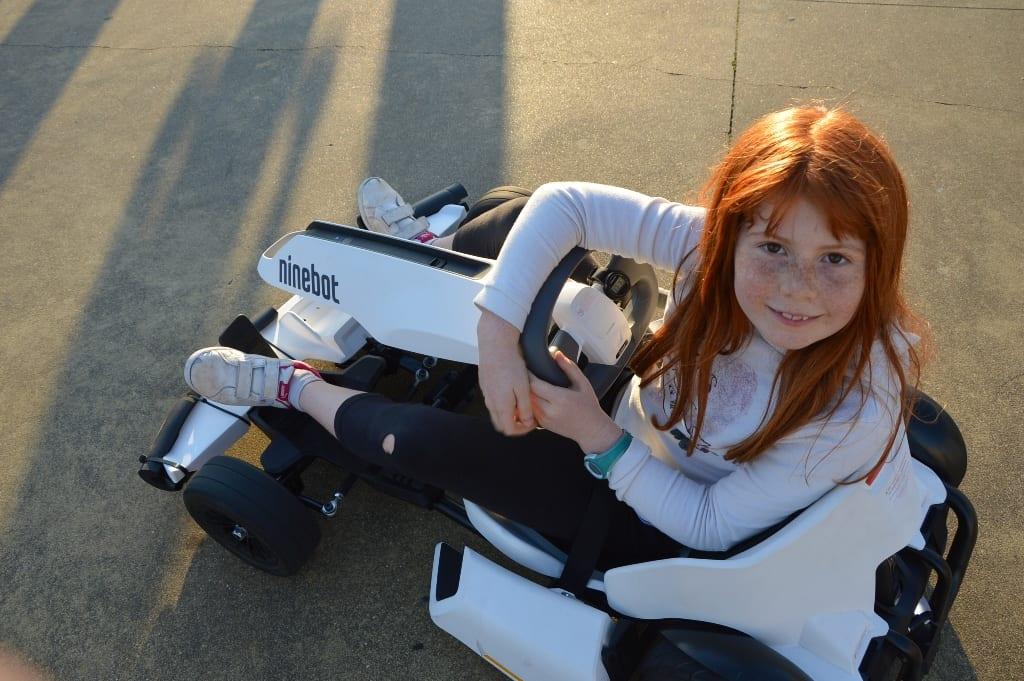 fun track carro eletrico abobrinha