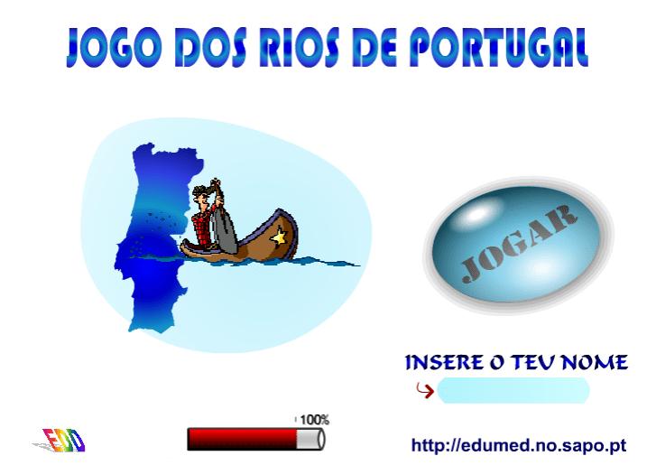 jogos de geografia jogo dos rios de portugal