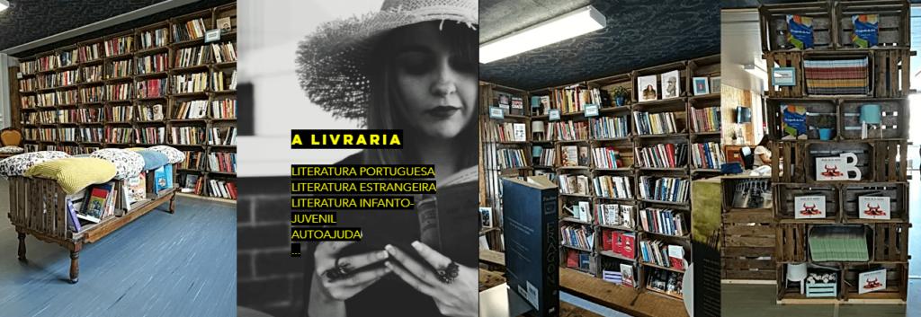 livraria solidária boutique da cultura