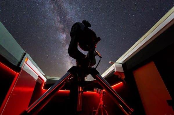 observação nocturna