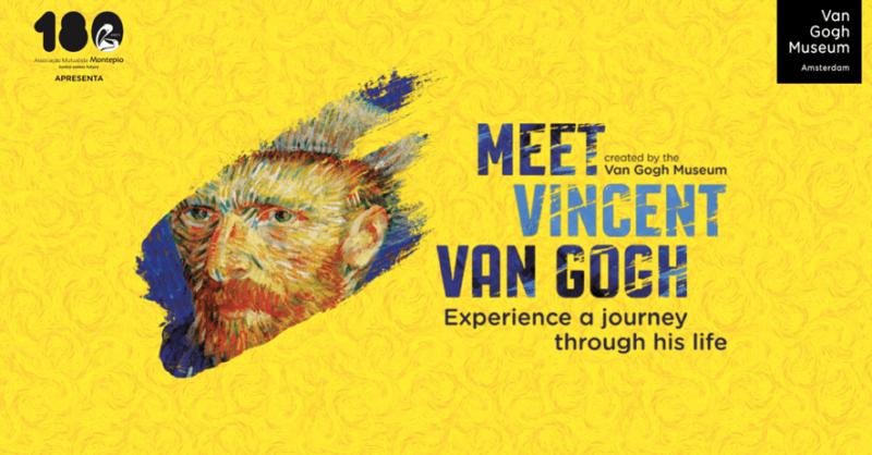 Meet Vincent Van Gogh para Escolas