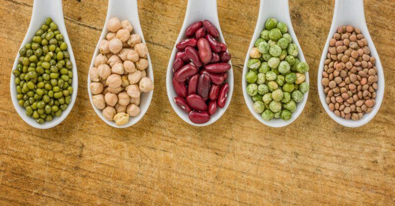 A partir de que idade podem os bebés comer leguminosas?