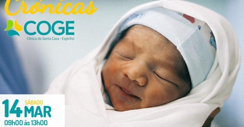 """– CANCELADO – Crónicas COGE para """"Casais Grávidos"""" e Pais de Primeira Infância"""