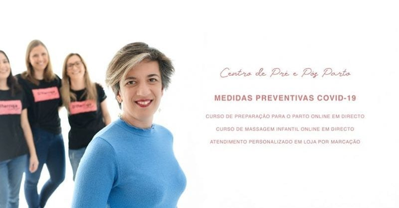 Curso Online de Preparação para o Parto e Parentalidade do D´Barriga