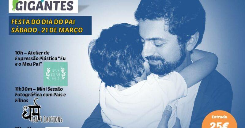 CANCELADA | Festa do Dia do Pai