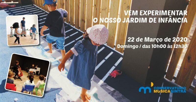 Data a Definir – Jardim de Infância do Conservatório de Sintra