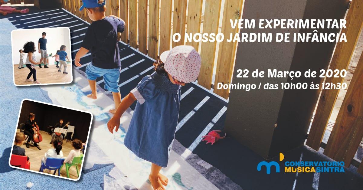 Jardim de infância do Conservatório de Sintra