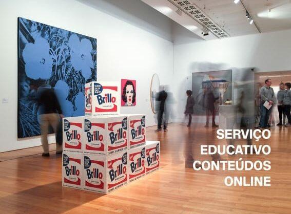 O Museu está fechado, mas a Cultura está online!
